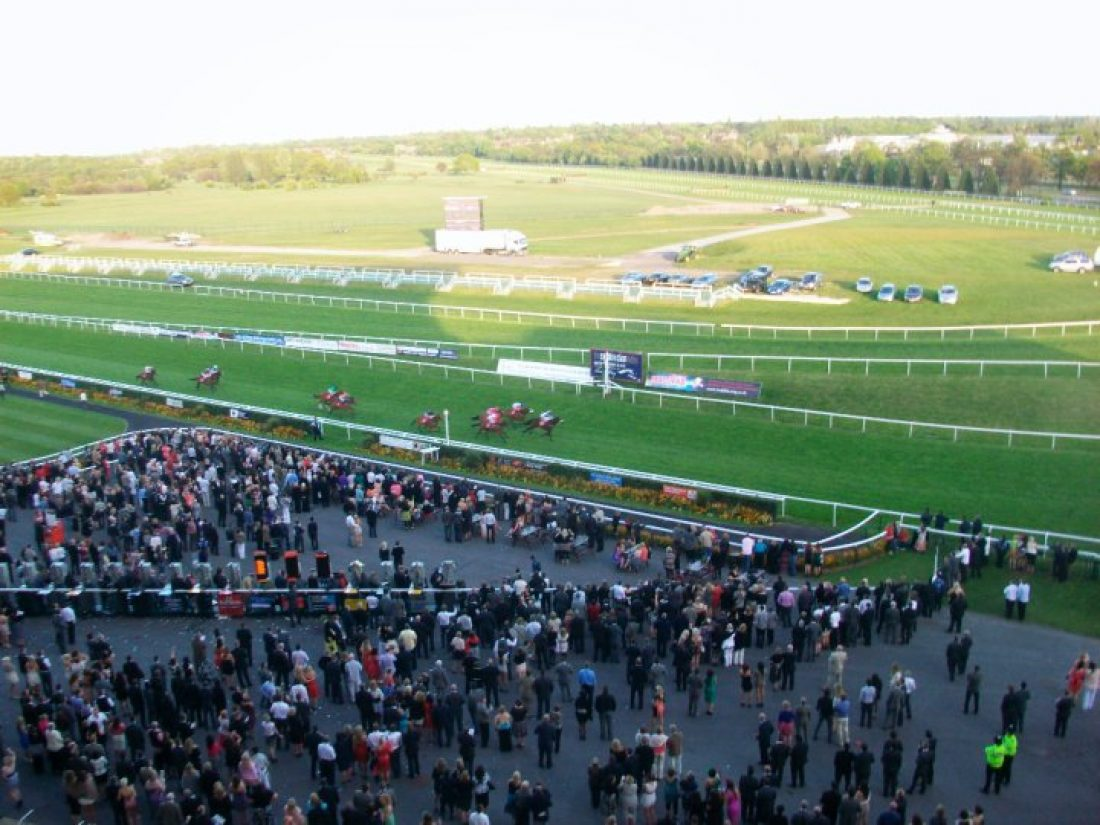 Doncaster Marketing Examples: View from the Urban-i stand