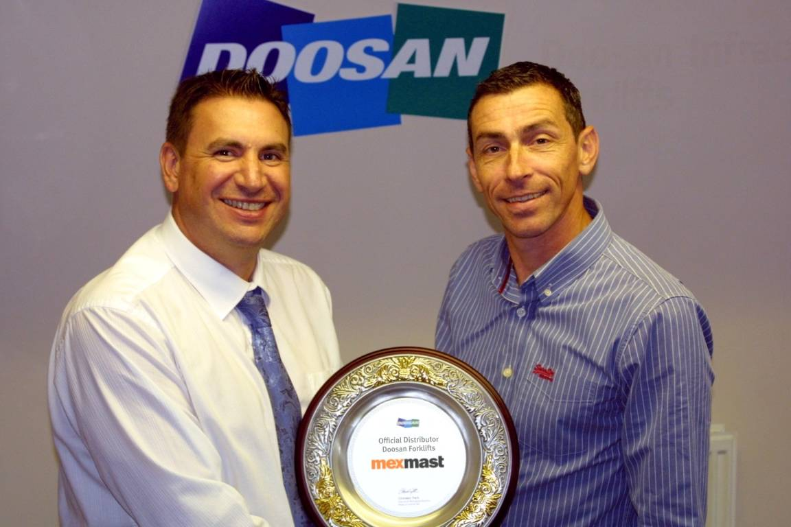 Mexmast Joins Doosan Network