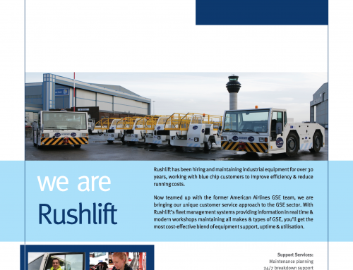 Rushlift GSE Ad