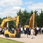Detank Forklift Launch