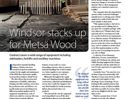Windsor HSS Article