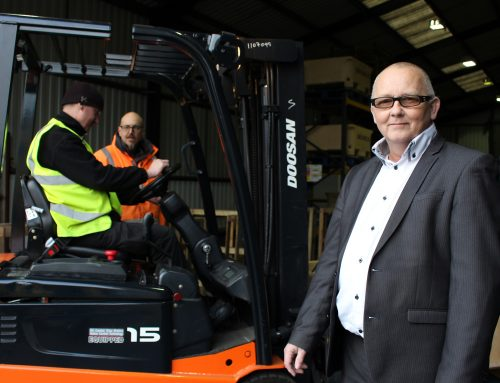 Immingham Training Facility Opens to Reduce Forklift Accidents