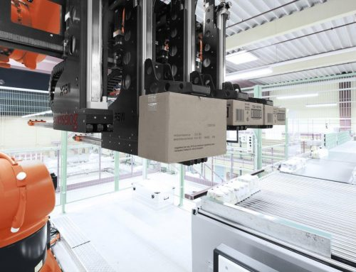 Swisslog debuts ACPaQ, a fully automated solution for creating mixed pallets