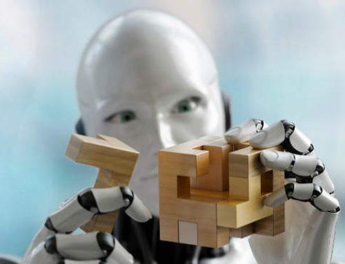 I versus Robot?