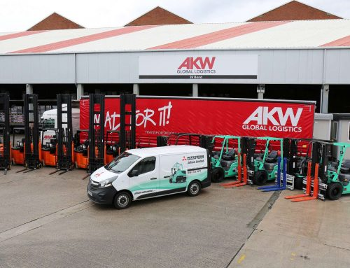AKW takes delivery of Jofson fleet