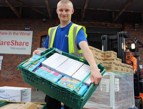 Windsor Helps FareShare Fight Food Waste